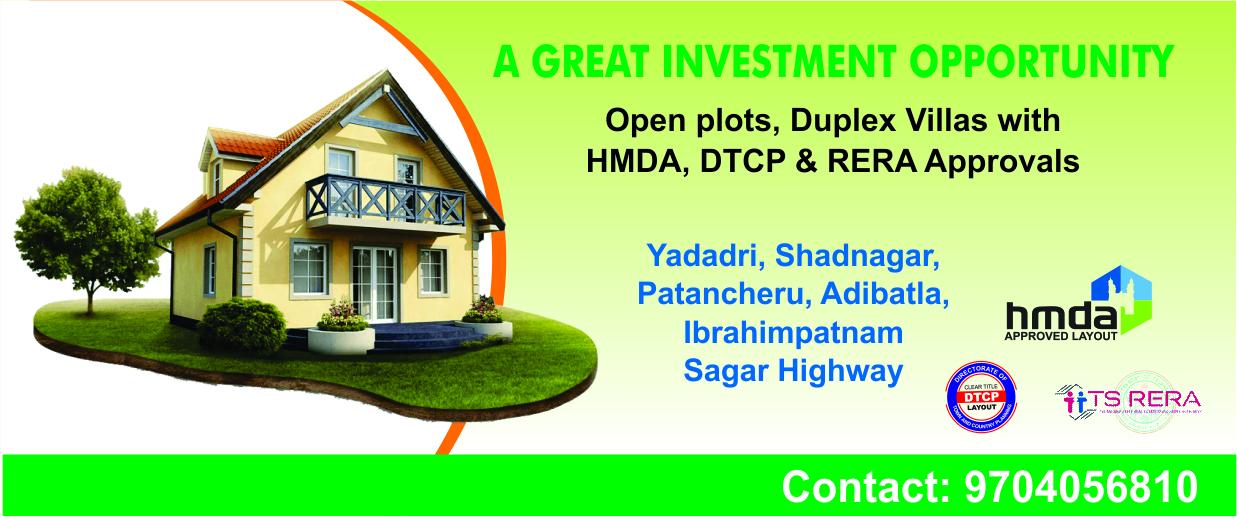 Real Estate in Hyderabad, Telangana
