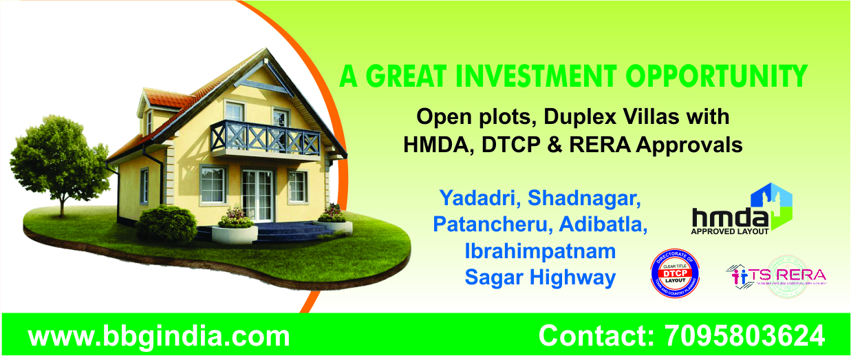 Real Estate in Hyderabad