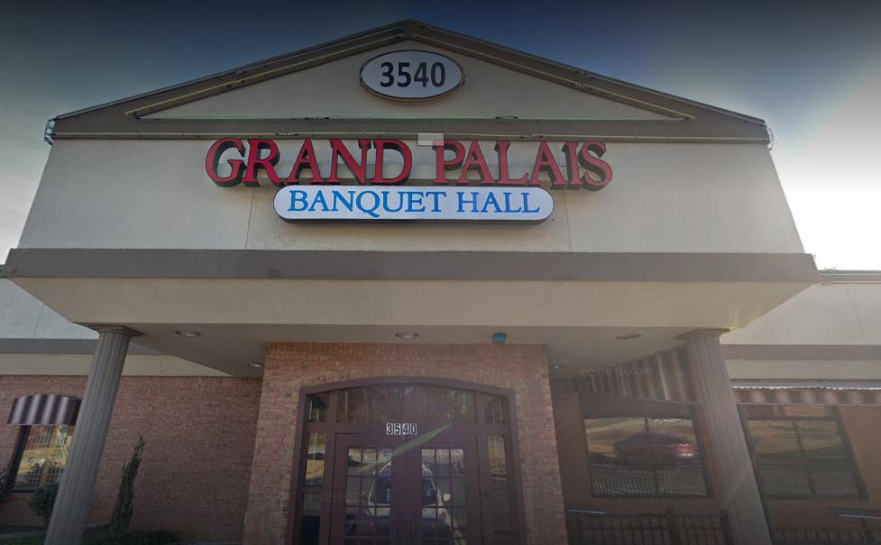 Grand Palais Banquet Hall