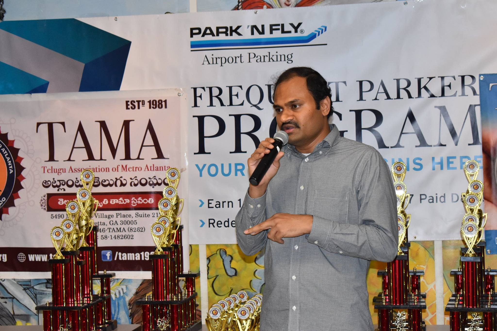 TAMA - Park N' Fly Chess Tournament
