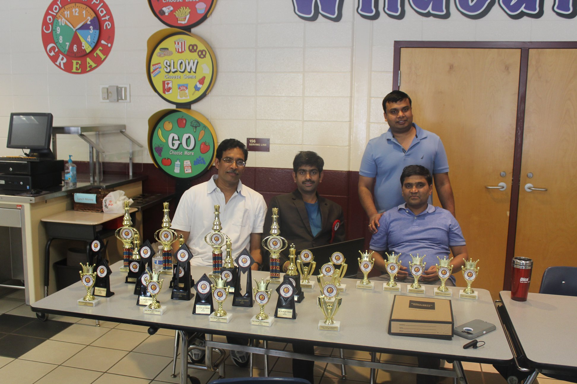 TAMA - WeCare Chess Tournament
